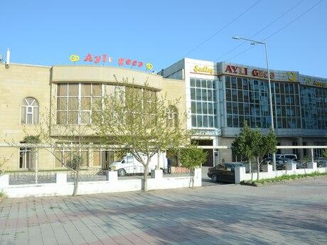 Obyekt - Sumqayıt - 4176 m²