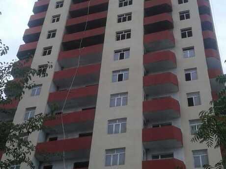 1 otaqlı yeni tikili - Binəqədi r. - 43 m²