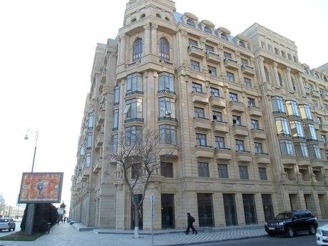 5 otaqlı yeni tikili - Nəriman Nərimanov m. - 205 m²