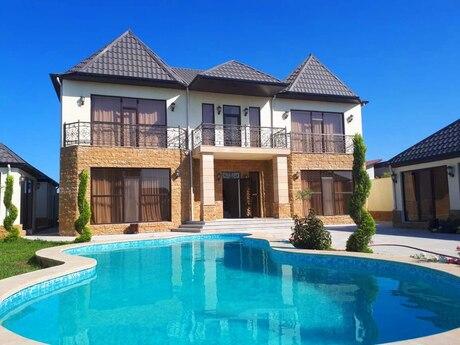 Bağ - Mərdəkan q. - 450 m²