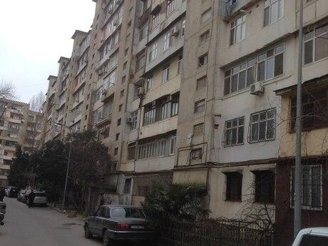 2 otaqlı köhnə tikili - İnşaatçılar m. - 62 m²