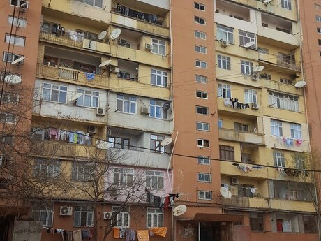 4-комн. вторичка - Хырдалан - 101 м²