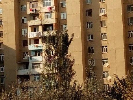 2 otaqlı köhnə tikili - Xətai r. - 54 m²