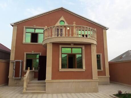5 otaqlı ev / villa - Zabrat q. - 230 m²