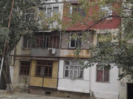 2 otaqlı köhnə tikili - Memar Əcəmi m. - 42 m²