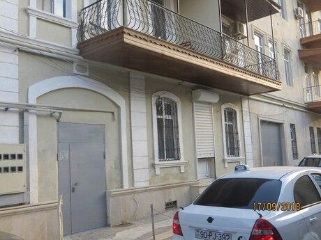 1 otaqlı köhnə tikili - Nəsimi r. - 25 m²