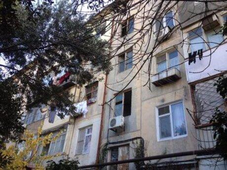 1 otaqlı köhnə tikili - Memar Əcəmi m. - 34 m²