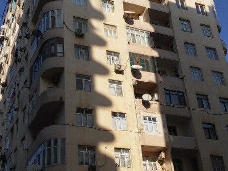 1 otaqlı yeni tikili - İnşaatçılar m. - 60 m²