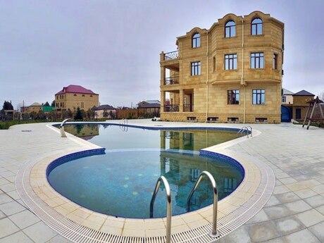 9 otaqlı ev / villa - Abşeron r. - 1000 m²