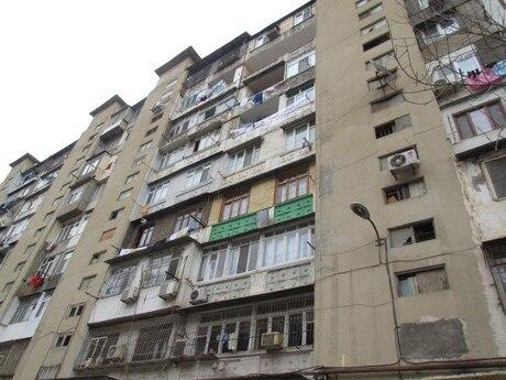 3 otaqlı köhnə tikili - Biləcəri q. - 78 m²
