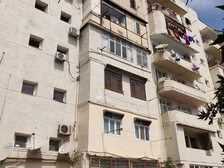 3 otaqlı köhnə tikili - Badamdar q. - 54 m²