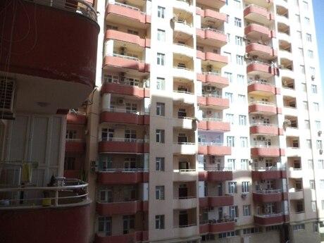 4 otaqlı yeni tikili - Nərimanov r. - 180 m²