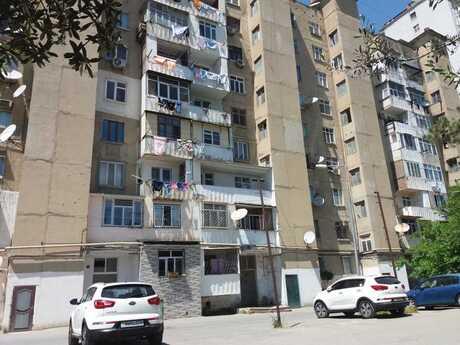3 otaqlı köhnə tikili - Memar Əcəmi m. - 75 m²