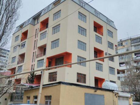 2 otaqlı yeni tikili - Nərimanov r. - 100 m²