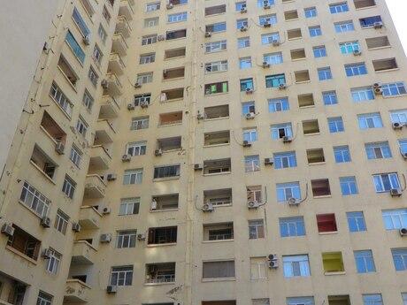 4 otaqlı yeni tikili - Şah İsmayıl Xətai m. - 212 m²
