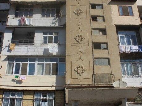 3 otaqlı köhnə tikili - Bakıxanov q. - 60 m²