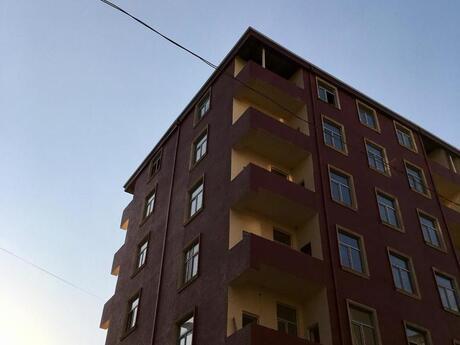2-комн. новостройка - м. Ахмедлы - 77 м²