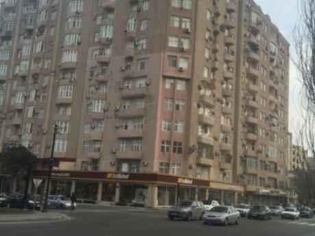 3 otaqlı yeni tikili - Nərimanov r. - 90 m²