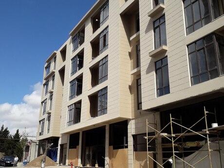 3 otaqlı yeni tikili - Badamdar q. - 89 m²