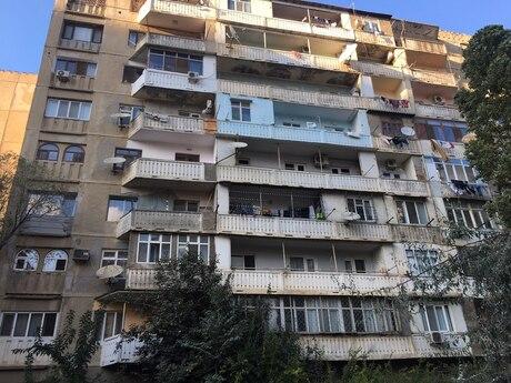 2 otaqlı köhnə tikili - Yeni Günəşli q. - 42 m²
