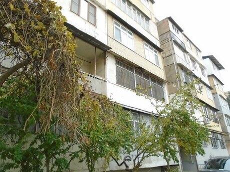 2 otaqlı köhnə tikili - Həzi Aslanov m. - 40 m²