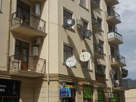 3-комн. новостройка - Хырдалан - 80 м²
