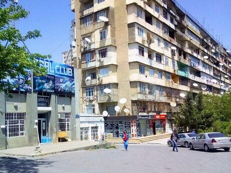 2-комн. вторичка - м. Халглар Достлугу - 35 м²