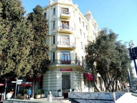 1 otaqlı köhnə tikili - İçəri Şəhər m. - 35 m²