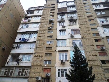 1 otaqlı köhnə tikili - Yeni Yasamal q. - 38 m²