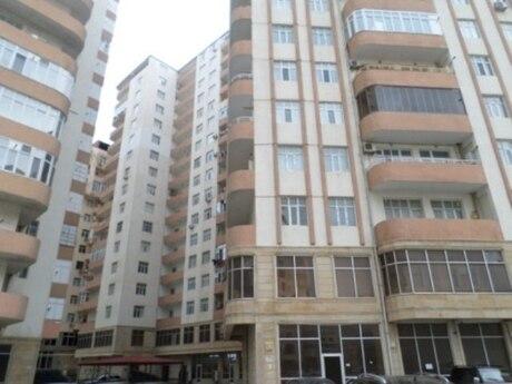 4 otaqlı yeni tikili - Yeni Yasamal q. - 142 m²
