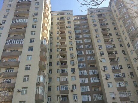 3 otaqlı yeni tikili - Şah İsmayıl Xətai m. - 155 m²