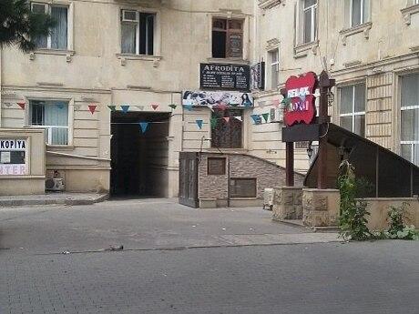 4 otaqlı köhnə tikili - Nərimanov r. - 95 m²