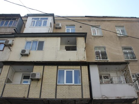 1 otaqlı köhnə tikili - Binəqədi r. - 31 m²