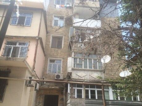 2 otaqlı köhnə tikili - Nəriman Nərimanov m. - 60 m²