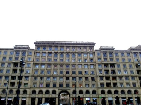 2-комн. новостройка - м. Нариман Нариманова - 74 м²