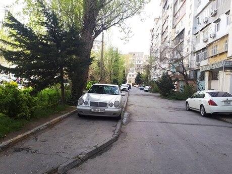 3 otaqlı köhnə tikili - M.Ə.Rəsulzadə q. - 75 m²