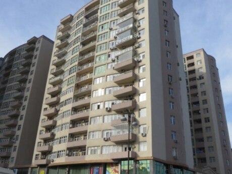 2 otaqlı yeni tikili - Şah İsmayıl Xətai m. - 92 m²