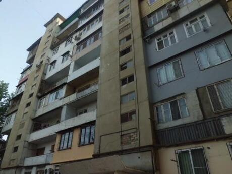 3 otaqlı köhnə tikili - Yeni Yasamal q. - 90 m²