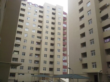 3 otaqlı yeni tikili - Şah İsmayıl Xətai m. - 103 m²