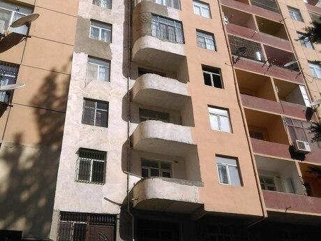 1 otaqlı yeni tikili - Binəqədi r. - 50 m²