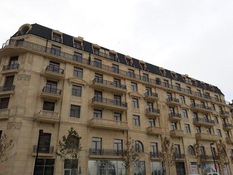 3 otaqlı yeni tikili - Xətai r. - 142 m²