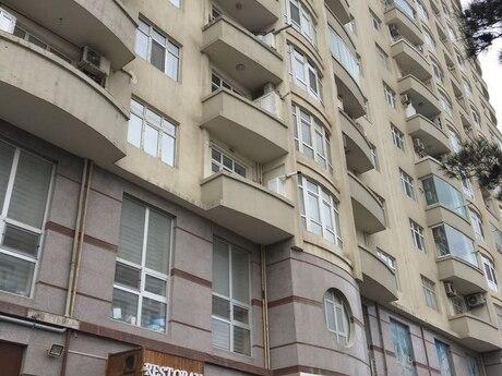 3 otaqlı yeni tikili - Şah İsmayıl Xətai m. - 123 m²