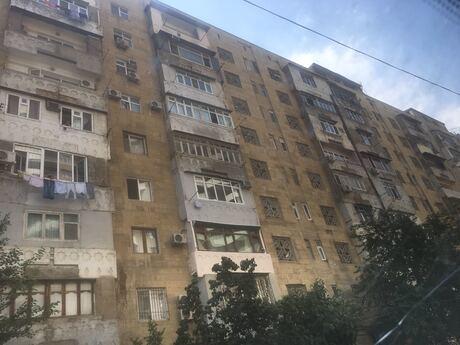 3 otaqlı köhnə tikili - Elmlər Akademiyası m. - 101 m²