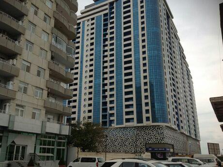 3 otaqlı yeni tikili - Şah İsmayıl Xətai m. - 145 m²