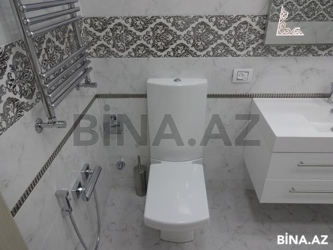 4 otaqlı yeni tikili - Elmlər Akademiyası m. - 200 m² (21)