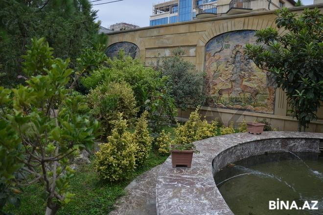 8 otaqlı ev / villa - Nərimanov r. - 550 m² (3)