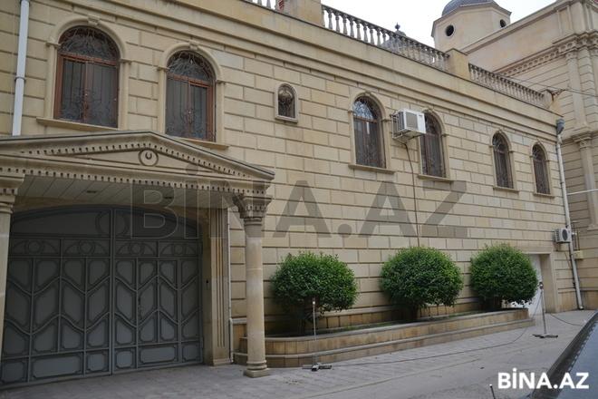 8 otaqlı ev / villa - Nərimanov r. - 550 m² (1)