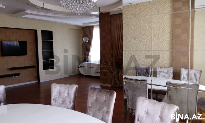 4 otaqlı yeni tikili - Nərimanov r. - 220 m² (6)