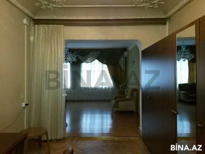 3 otaqlı köhnə tikili - Nəriman Nərimanov m. - 88 m² (6)
