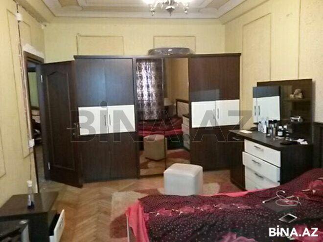 3 otaqlı köhnə tikili - Nəriman Nərimanov m. - 88 m² (7)